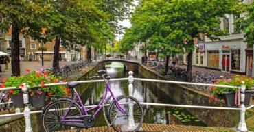 El uso de la bici en Holanda