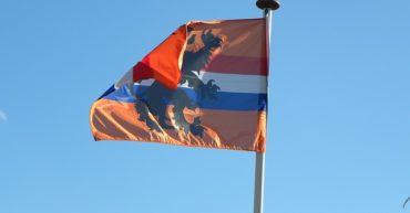 El color naranja en Holanda